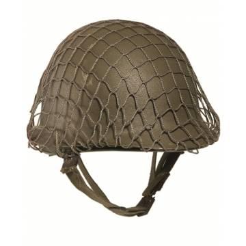 Mil-Tec Helmet Scrim Net - Olive