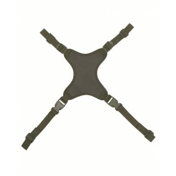 Mil-Tec Molle Spider Helmet Retainer - Olive