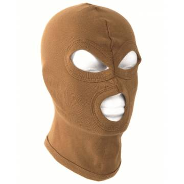 Mil-Tec Balaclava Three Hole - Coyote