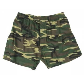 Mil-Tec Boxer Shorts - Woodland