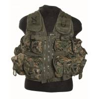 Mil-Tec Ultimate Assault Vest - Marpat