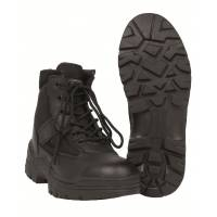 Mil-Tec Security 6inch Boots - Black