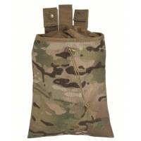 Mil-Tec Empty Shell Drop Pouch - Multicam