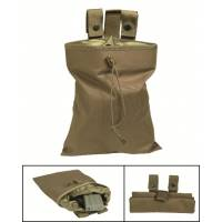 Mil-Tec Empty Shell Drop Pouch - Coyote