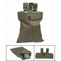 Mil-Tec Empty Shell Drop Pouch - Olive
