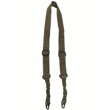 Mil-Tec Tactical Two Point Bungee Sling - Olive