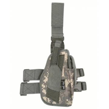 Mil-Tec Tactical Leg Pistol Holster - ACU