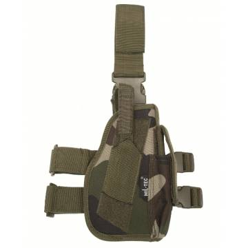 Mil-Tec Tactical Leg Pistol Holster - CCE