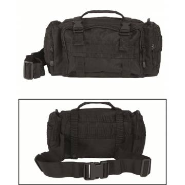 Mil-Tec Waist Bag Modular System L - Black