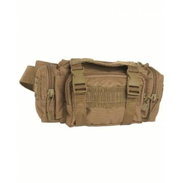 Mil-Tec Waist Bag Modular System S - Coyote