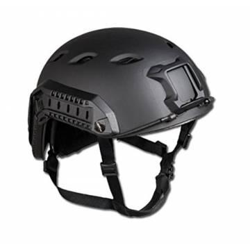 Mil-Tec Ops Core Fast Base Jump Helmet - Black