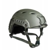 Mil-Tec Ops Core Fast Base Jump Helmet - Olive