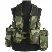 Mil-Tec South African Assault Vest - CCE
