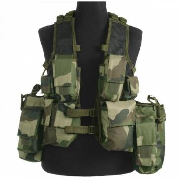 Mil-Tec South African Assault Vest - CCE