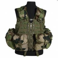 Mil-Tec Tactical Vest Modular System - CCE