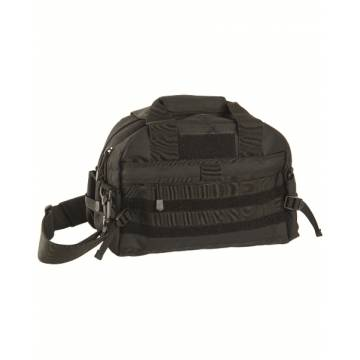 Mil-Tec Ammo Shoulder Bag - Black