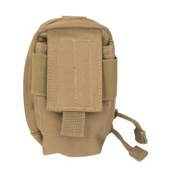Mil-Tec Mobile Phone Pouch Molle - Coyote