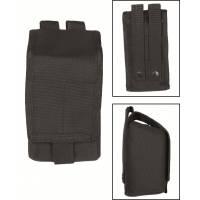 Mil-Tec G36 / HK417 Magazine Pouch - Black