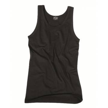 Mil-Tec Tank Top Cotton - Black