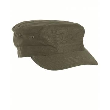 Mil-Tec BDU Field Cap (Rip-stop) Olive