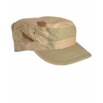 Mil-Tec BDU Field Cap (Rip-stop) 3C Desert