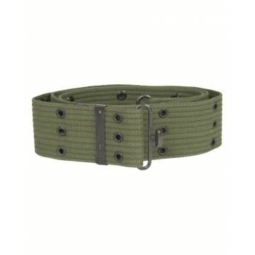 Mil-Tec M36 Pistol Belt - Olive