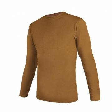Mil-Tec Long Sleeve Shirt - Coyote