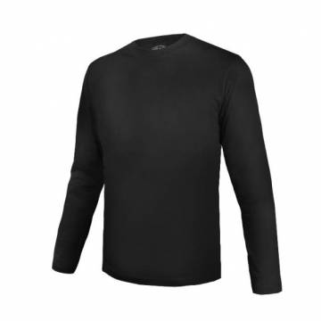 Mil-Tec Long Sleeve Shirt - Black