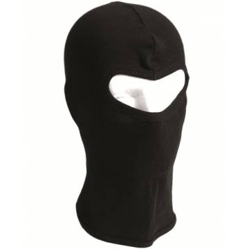 Mil-Tec Balaclava One Hole - Black