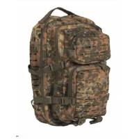 Mil-Tec US Assault Pack L Laser Cut - Flecktarn