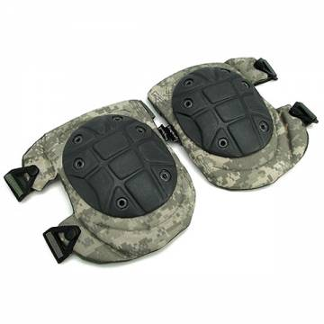 King Arms Warrior Knee Pads - ACU