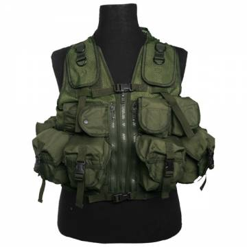 Mil-Tec Ultimate Assault Vest - Olive