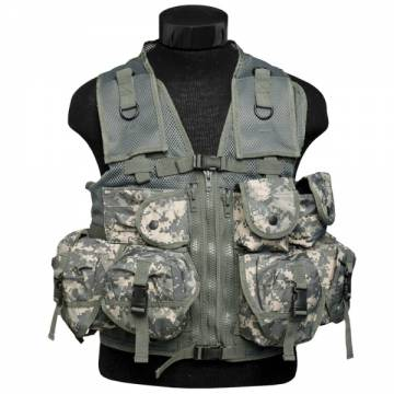 Mil-Tec Ultimate Assault Vest - ACU