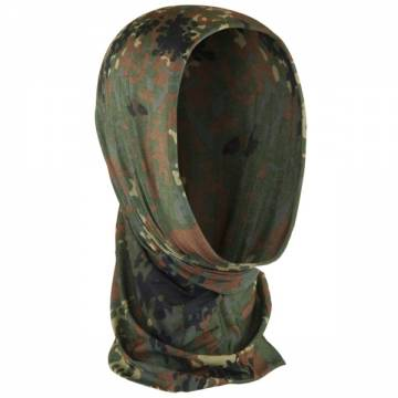 Mil-Tec Multi Function Headgear - Flecktarn