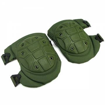 King Arms Warrior Knee Pads - OD