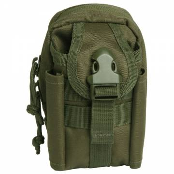 Mil-Tec Mobile Phone Belt Pouch - Olive
