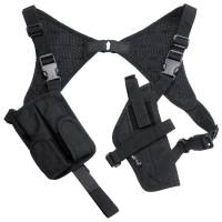 Mil-Tec Shoulder Holster Cordura - Black