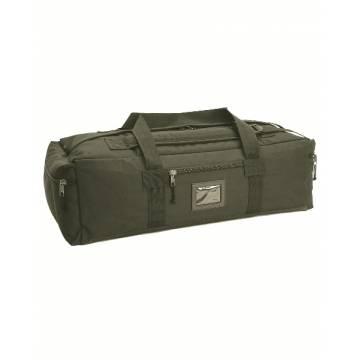 Mil-Tec Combat Duffle Bag - Olive