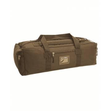 Mil-Tec Combat Duffle Bag - Coyote
