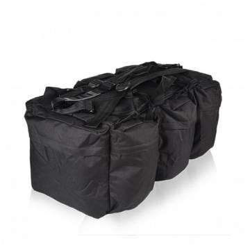 Mil-Tec Combat Duffle Bag Tap 98 Lt - Black