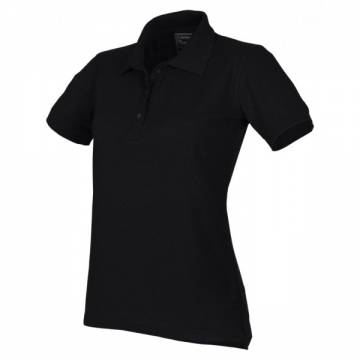 Pentagon Polo 2.0 Woman's T-Shirt - Black