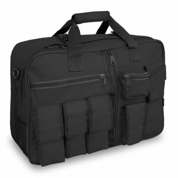 Mil-Tec Cargo Musette Bag - Black