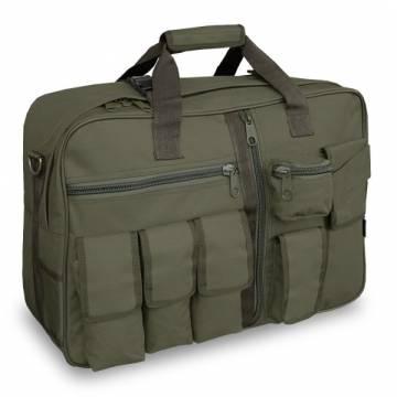 Mil-Tec Cargo Musette Bag - Olive