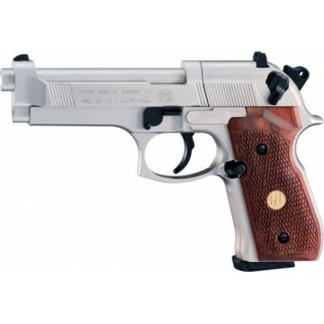 Umarex Beretta M92 FS Nickel Wood