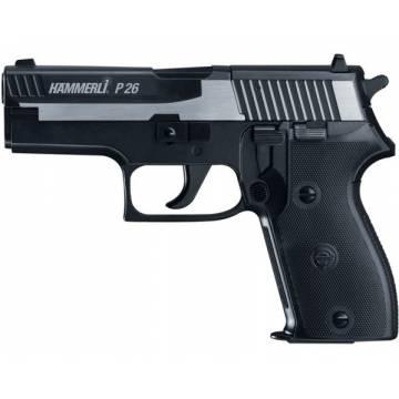 Umarex Hammerli P26 Dark Ops