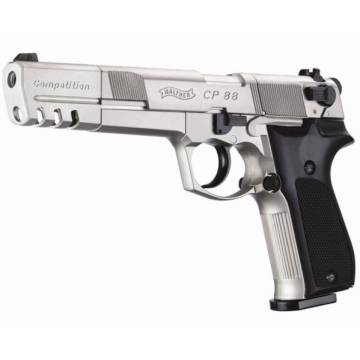 Umarex Walther CP88 Competition Nickel
