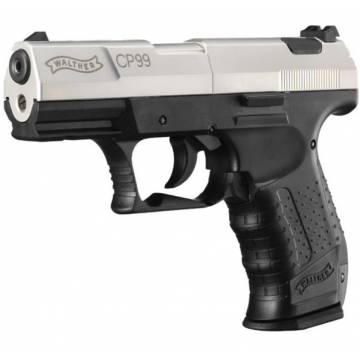 Umarex Walther CP99 Black / Nickel