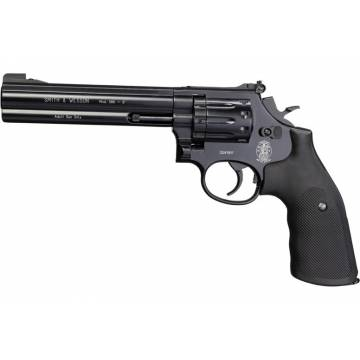 Umarex Smith & Wesson 586 6 inch Black