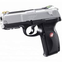Umarex Ruger P345 Co2 6mm Silver Slide