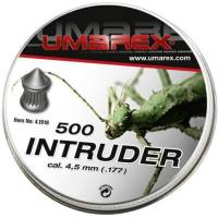 Umarex Intruder 4,5mm Pellets - 500pcs